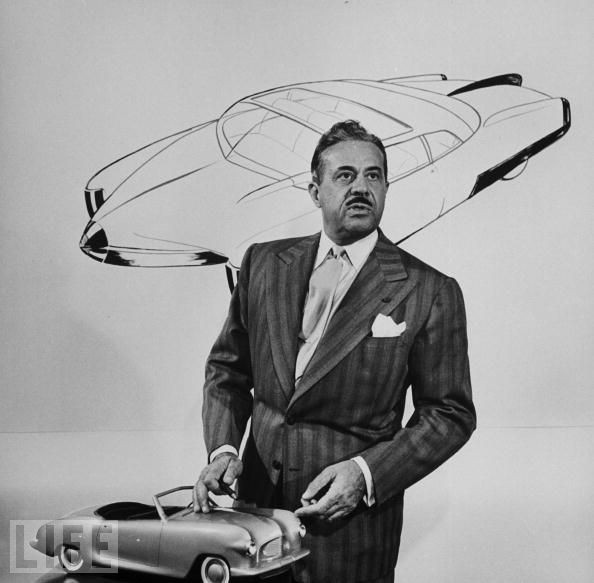 <strong>Industridesigner Raymond Loewy</strong>